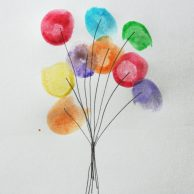 Fingerprint balloons