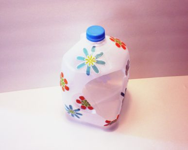 The completed jug